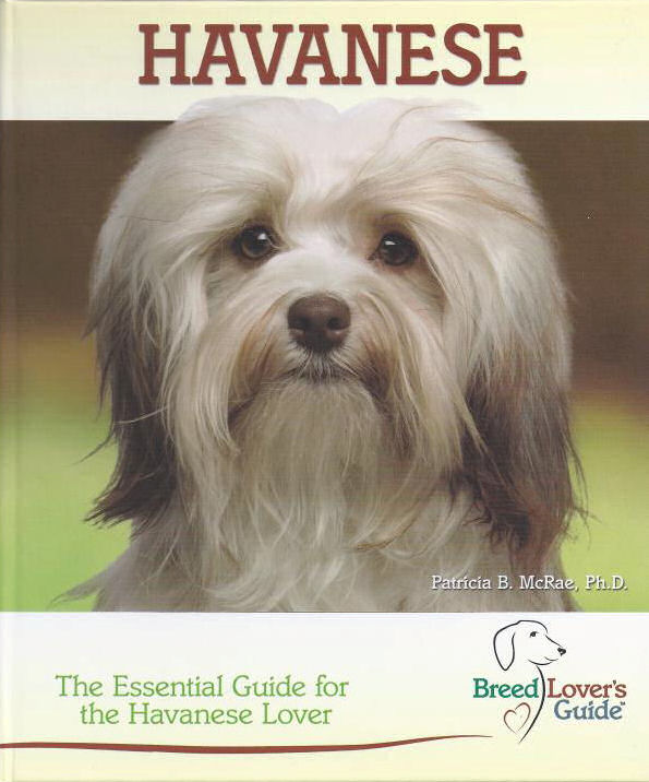 Book about Havanese